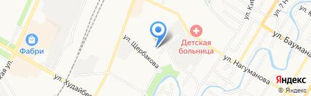 Корзинка на карте Стерлитамака
