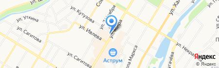 Ритуал-центр на карте Стерлитамака