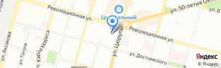 СУ-10 на карте Уфы