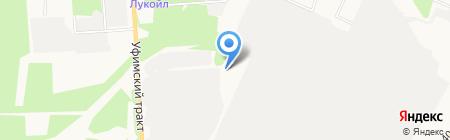 Строй Арт-Стерлитамак на карте Стерлитамака