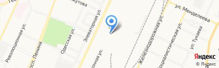 ГенСтройПодрядчик на карте Стерлитамака