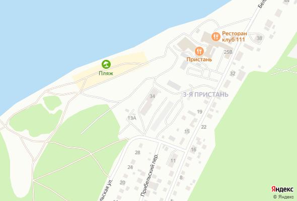 жилой комплекс Золотой берег