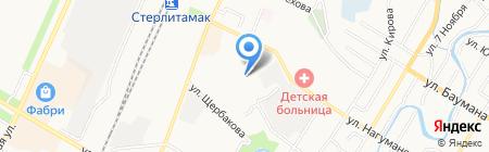 Всероссийское общество инвалидов на карте Стерлитамака
