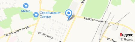 Zavodnoi на карте Стерлитамака