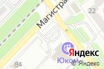 Схема проезда до компании Мастерская авторемонта в Перми