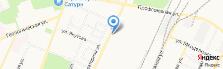 ГОРСТ на карте Стерлитамака