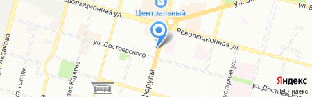 Добрый День на карте Уфы