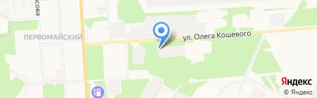 Компания по переработке гречихи на карте Стерлитамака