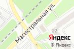 Схема проезда до компании TuningBox в Перми