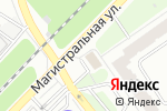 Схема проезда до компании Sole Мio в Перми