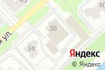 Схема проезда до компании Топливный ресурс в Перми