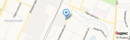 Башнефть-Розница на карте Стерлитамака