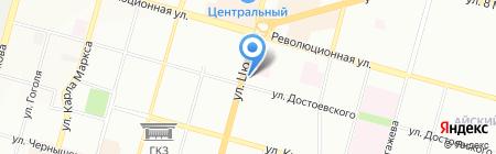 Naval.Tour на карте Уфы
