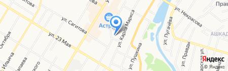 ИНОЧИ на карте Стерлитамака