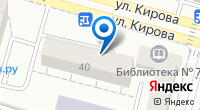 Компания Kivi на карте