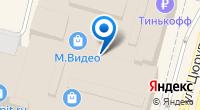 Компания CHI на карте