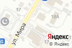 Схема проезда до компании ТрансЛайн в Загородном