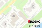 Схема проезда до компании Полицвет-сервис в Перми