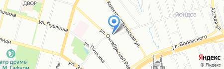 Воскресная школа на карте Уфы