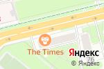 Схема проезда до компании Мульти Мода в Перми
