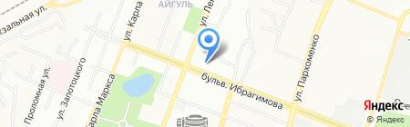 ДиодСветМаркет на карте Уфы