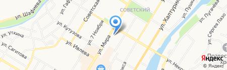 HOCO на карте Стерлитамака