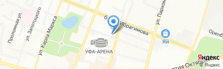 ЦИРЮЛЬНЯ им. Назара Шакирова на карте Уфы