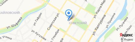 Rieker на карте Стерлитамака