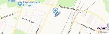 АВТОТРЕЙДИНГ на карте Стерлитамака