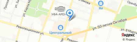 ВИПСИЛИНГ на карте Уфы