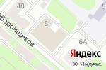 Схема проезда до компании Магазин товаров смешанного типа в Перми