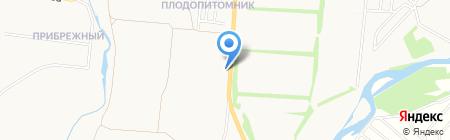 Автостраховая помощь на карте Стерлитамака