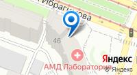 Компания АМД Лаборатории Уфа на карте