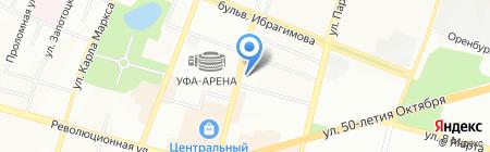 Центр уникальных товаров на карте Уфы