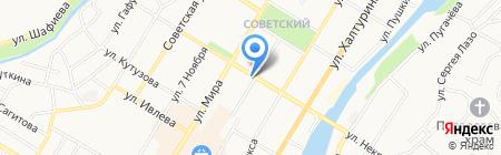 ПромКо на карте Стерлитамака