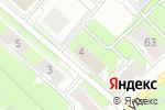 Схема проезда до компании Весь Закамск в Перми