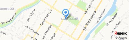 РЭСТ MEDIA на карте Стерлитамака