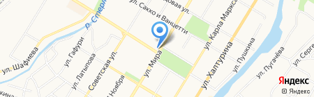 ГарантЪ на карте Стерлитамака
