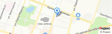 СпецКомплект на карте Уфы