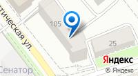 Компания Комильфо на карте