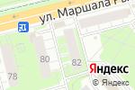 Схема проезда до компании Dr.Kompoff в Перми