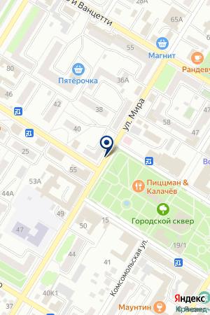 БАЛАШОВ Г.П. на карте Стерлитамака