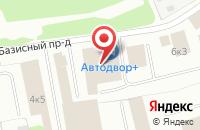 Схема проезда до компании Радио-Информ в Уфе