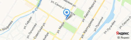 Lens-оптик на карте Стерлитамака