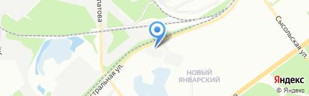 Электромир на карте Перми