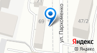 Компания Студия красоты и здоровья на карте