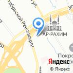 Арбитражный суд Республики Башкортостан на карте Уфы