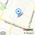 Центр занятости населения г. Уфы на карте Уфы