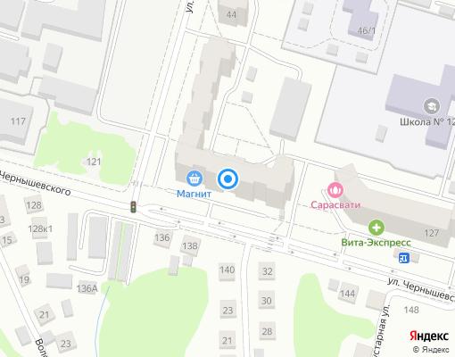 Товарищество собственников жилья «Нефтяник» на карте Уфы