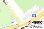 Схема проезда до компании Магазин одежды для всей семьи в Перми